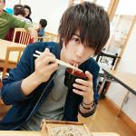 新蕎麦8皿完食!?!?