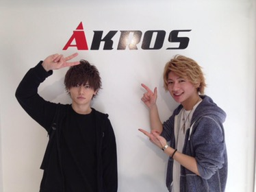 AKROSのワイの髪型まとめ
