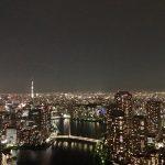 47階の絶景ビアガーデン「Restaurant Luke」の夜景が最高すぎた
