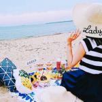【インスタトレンド】おしゃピクの次は #海ピク が来る!?